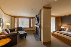One Bedroom Suite at Nita Lake Lodge