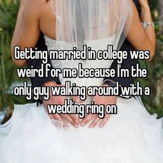 19 Students Share What It's Actually Like To Be Married In College