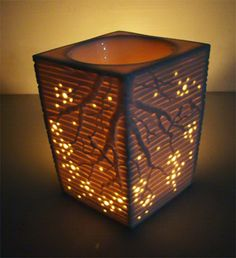 1000 Images About Ceramic Oil Burners On Pinterest