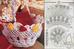 Crochet Box, Crochet Purses, Crochet Lace, Russian Crochet, Irish Crochet, Crochet Designs, Crochet Patterns, Decoration, Diy And Crafts