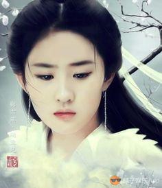 Xuýt xoa nhan sắc của Thần tiên tỉ tỉ Lưu Diệc Phi trong bộ ảnh photoshop - Ảnh 8.