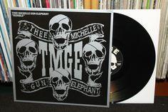 "Thee Michelle Gun Elephant ""Rumble"" 1999 UK 10 EP Japanese Garage Punk Vinyl Records"