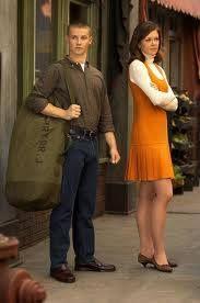 Will Estes & Rachel Boston Levis Jeans, American Dreams, Men, Boston, Photos, Fashion, Moda, Pictures, Fashion Styles