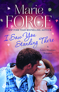 Buy I Saw You Standing There: Green Mountain Book 3 by Marie Force and Read this Book on Kobo's Free Apps. Discover Kobo's Vast Collection of Ebooks and Audiobooks Today - Over 4 Million Titles! Contemporary Romance Books, Green Mountain, I Saw, Bestselling Author, About Uk, Books To Read, Audiobooks, Ebooks, This Book