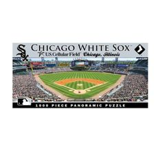 1000 Piece Ballpark Puzzle - Chicago White Sox