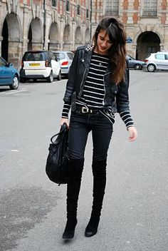 Overknee Style