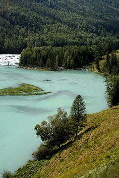 ✮ Kanas Lake, Xinjiang, China