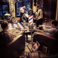 Lots of shaves and haircuts on a busy Friday at the barber shop! Farzad Bagheri's Barber Shop (Shelley Salehi) 's Instagram photos | Webstagram - the best Instagram viewer