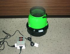 with humidity sensor controller