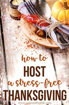 Are You Hosting Thanksgiving This Year Planning Thanksgiving Dinner For A Large Group Can Be Stressf