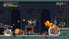 Mercenary Kings (metal slug styled platform shooter for up to 4 players) http://www.mercenarykings.com/