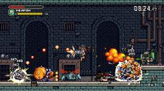 Mercenary Kings (metal slug styled platform shooter for up to 4 players) http://www.mercenarykings.com/
