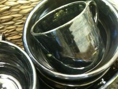 Bowls and mugs by Dave