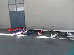 aéreo modelos
