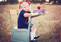 Great idea to use as prop for childrens mini photography session
