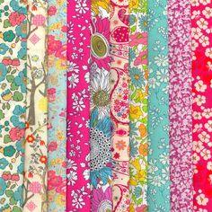 Liberty Fabric Lovely Selection of Tana by Alicecarolinesupply, $22.00