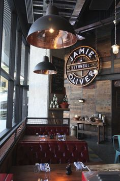 Jamie Oliver's restaurant in Istanbul I defo got to go next time I'm in isti