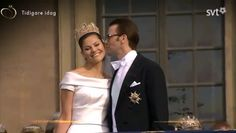 "1,467 Likes, 20 Comments - 👑 Royal families of Europe 👑 (@europe.monarchies_) on Instagram: ""The wedding balcony of Crown Princess Victoria and Prince Daniel of Sweden 💕❤️😍🔥😍❤️💕 . The…"""