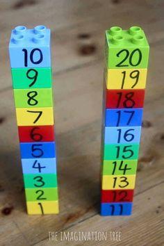 Counting Legos