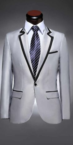 Wear the #suit that fits you well ~ Andre Emilio - Su Misura Suit  Inbox us or…