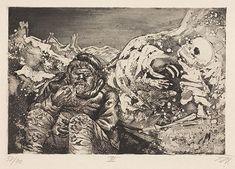 """""""Der Krieg"""" by Otto Dix"""