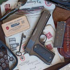 Colt 1903 Pocket Hammer .38 ACP