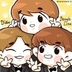 EXO beagle line lol
