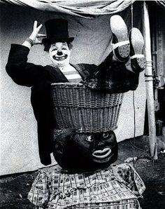 odd clown