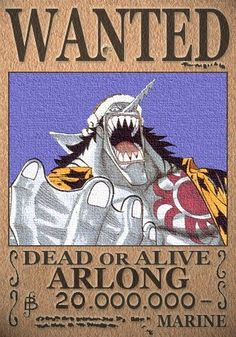 Arlong (One Piece)