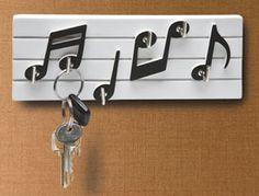 Music Note Key Hooks $18.98