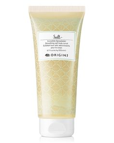 Body Scrub || Incredible Spreadable- Smoothing Salt Scrub (w/ spearmint & orange)