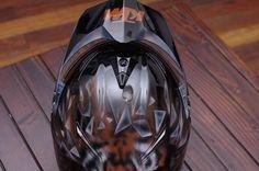 Tiger KTM by www.alisonarts.com.au