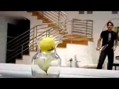 Roger Federer: Funny Nike Tennis Ad