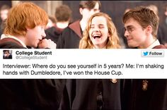 """""""When I read Harry Potter in school I identified with Harry, but now reading it as an adult, I fear I may be the girl who cries in the toilet."""""""