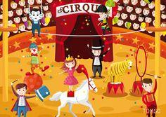 Je suis habile comme un artiste de cirque