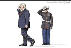 Theatre Of The Absurd, Ted Kennedy, Political Art, Political Cartoons, Cartoon Memes, Satire, Donald Trump, Politics, Princess Zelda