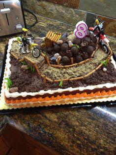 I Hold All The Cards Dirt Bike Cake Fooood Pinterest Dirt