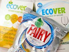 Ecover - Натуральный порошок для мытья посуды,  средство для мытья посуды в капсулах Fairy All in 1. Отзыв http://be-ba-bu.ru/polezno/home/ecover-naturalnyj-poroshok-dlya-mytya-posudy-sredstvo-dlya-mytya-posudy-v-kapsulah-fairy-all-in-1-otzyv.html