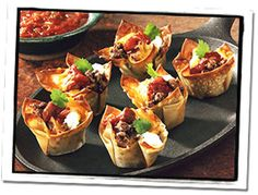 Country Western Theme Food Ideas | Hors d'oeuvres | Cowboy Party Recipes