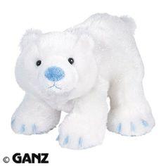 Webkinz Arctic Polar Bear