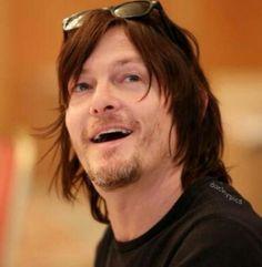 When Norman's happy we're all happy