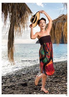 Sarouel Loly, Coton Du Monde Strapless Dress, Dresses, Fashion, Spring Summer 2016, Dress Collection, Boutique Online Shopping, Woman Clothing, Fashion Ideas, Womens Fashion