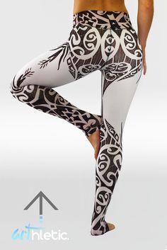 Tattoo leggings – Arthletic Wear