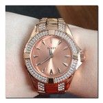 Birthday watchemoji #seksy#sekonda#rosegold#watch#diamonds#photooftheday#igdaily#whitagram#birthday#18