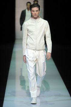 Giorgio Armani Men's Spring 2013 | KENTON magazine