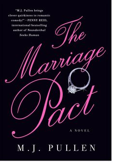 The Marriage Pact by M.J. Pullen (AB '97, MBA '99). The story of two friends at UGA who make a pact to get married when they turn thirty, only to find when the time arrives that life and love are not at all what they imagined.
