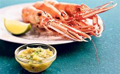 The Connection between Langoustines and Lime