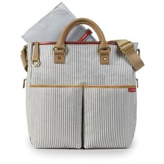 Skip Hop Duo Deluxe French Stripe Limited Edition