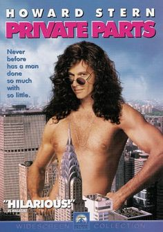Directed by Betty Thomas.  With Howard Stern, Mary McCormack, Robin Quivers, Fred Norris. The auto-biographical story of Howard Stern, the radio-rebel who is now also a TV-personality, an author and a movie star.