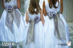 Multiple flower girls